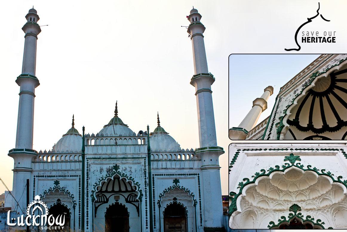 Tehsin Ki Masjid