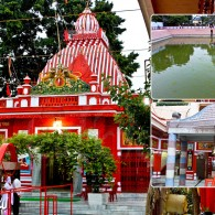 Hanuman Temple, Aliganj